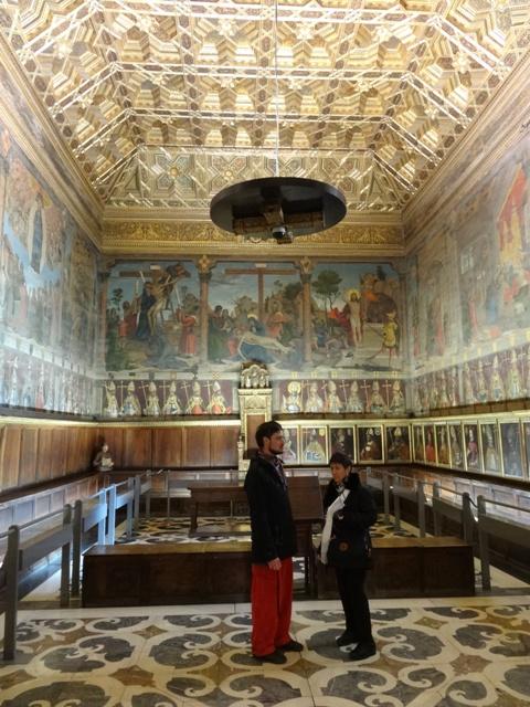 Toledo - Catedral Sala Capitular 2