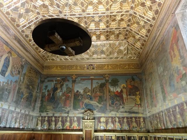 Toledo - Catedral Sala Capitular 3