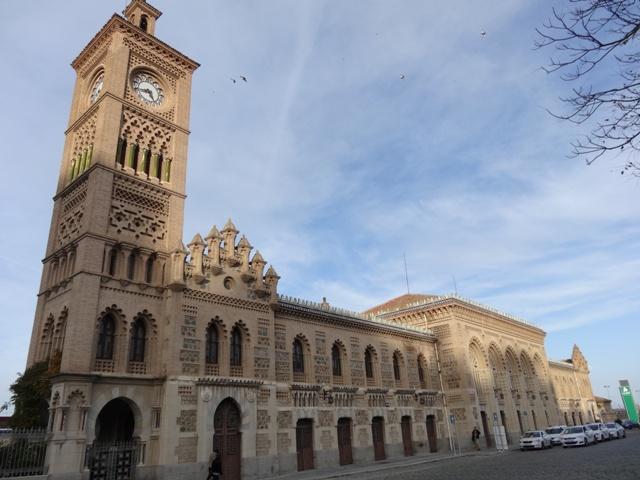 Toledo - Estacao de Trem 1