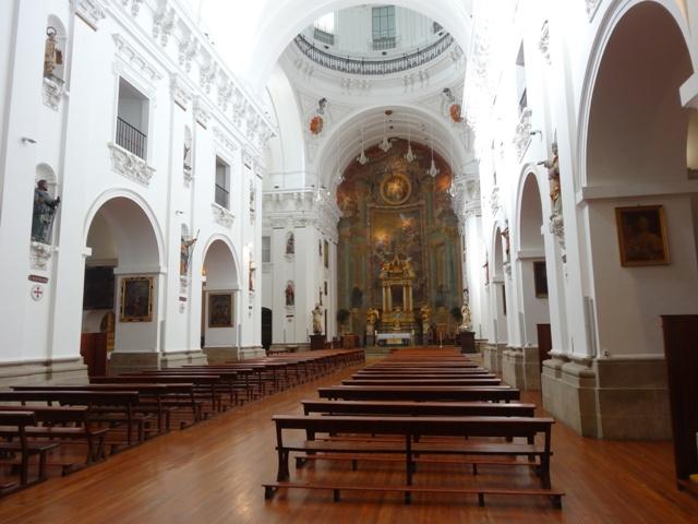Toledo - Igreja de San Ildelfonso 2