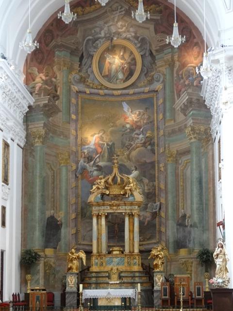 Toledo - Igreja de San Ildelfonso 3