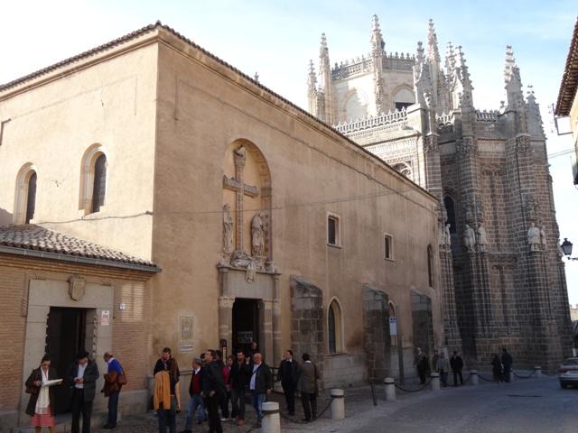 Toledo - Mosteiro 1