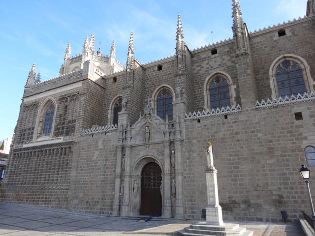 Toledo - Mosteiro 2