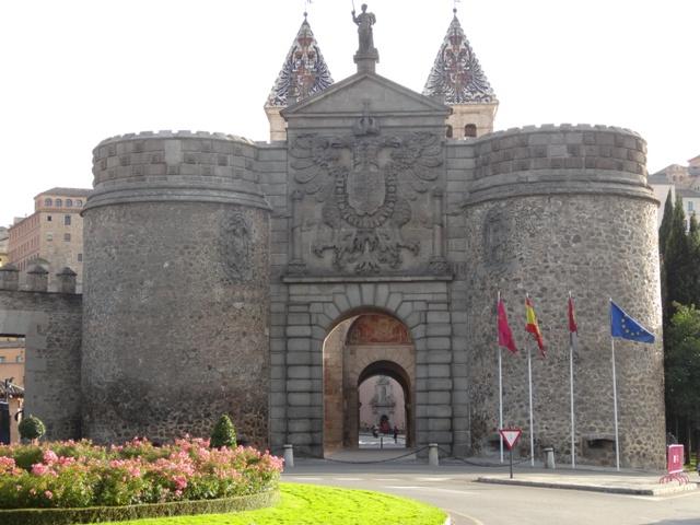 Toledo - Puerta del Sol