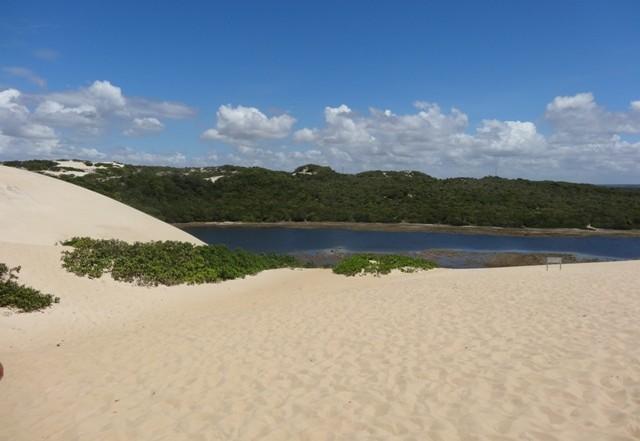 Natal - Lagoa nas dunas