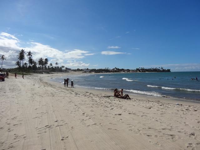 Natal - praia final do passeio
