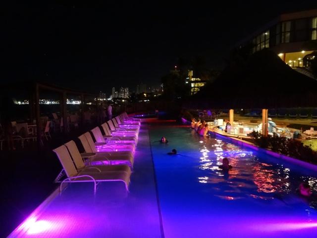 Ocean Palace - Piscina Noite 2