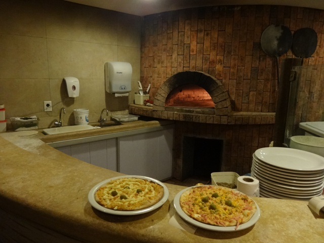 Ocean Palace - Pizzaria 1
