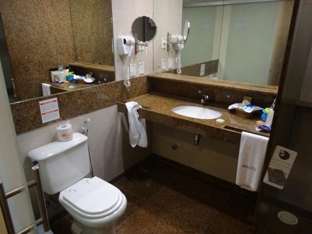 Ocean Palace - Quarto Banheiro