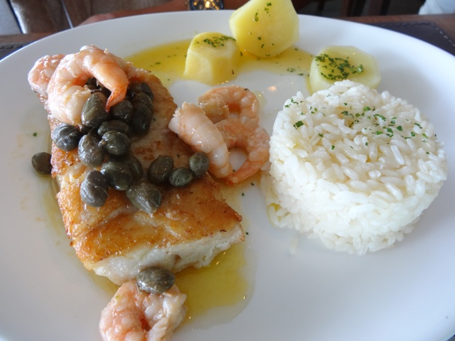 Ocean Palace - Restaurante 1