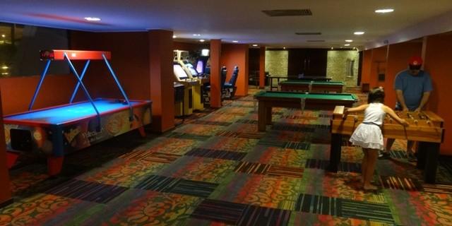 Ocean Palace - Sala de Jogos 1