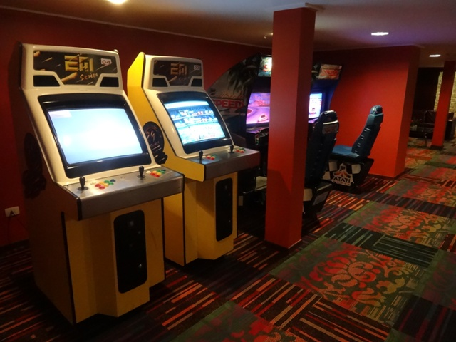 Ocean Palace - Sala de Jogos 2
