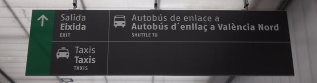 Valência - Autobus 1