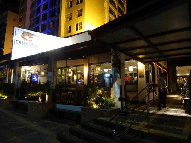 Natal - Restaurante Camarões 1