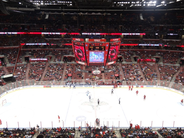 BB&T Center - Rinque
