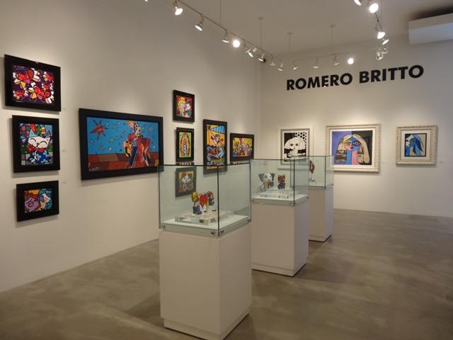 Miami - Romero Britto