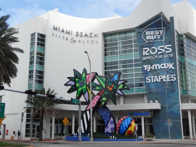 Miami South Beach Shopping