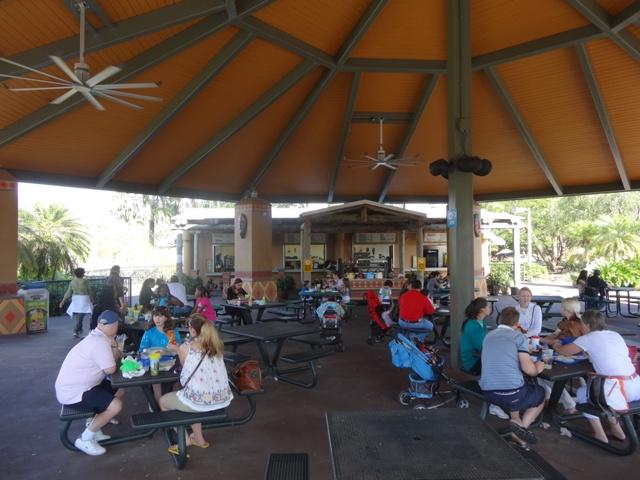 Miami Zoo - Oasis Grill