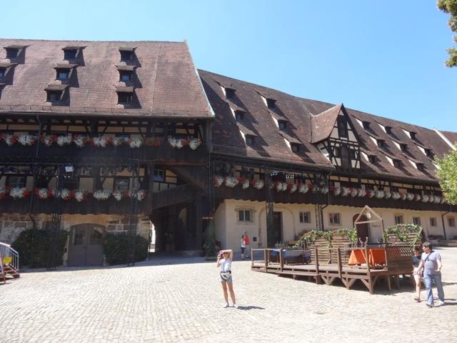 Bamberg - Alte Hofhaltung