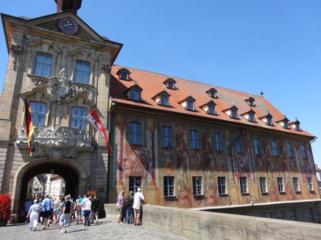 Bamberg - Alten Rathaus