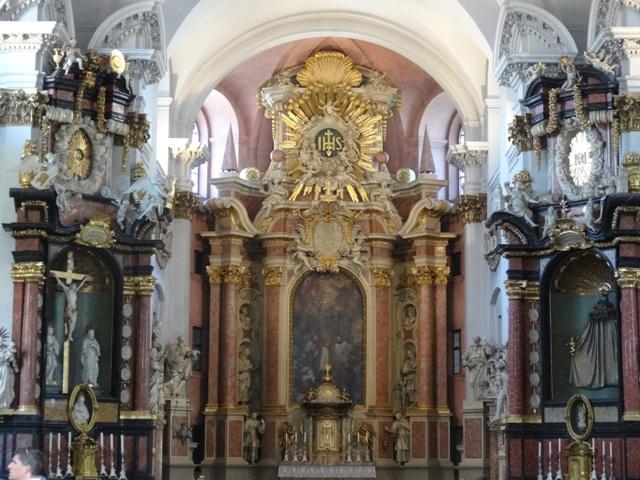 Bamberg - Igreja de Sao Martinho