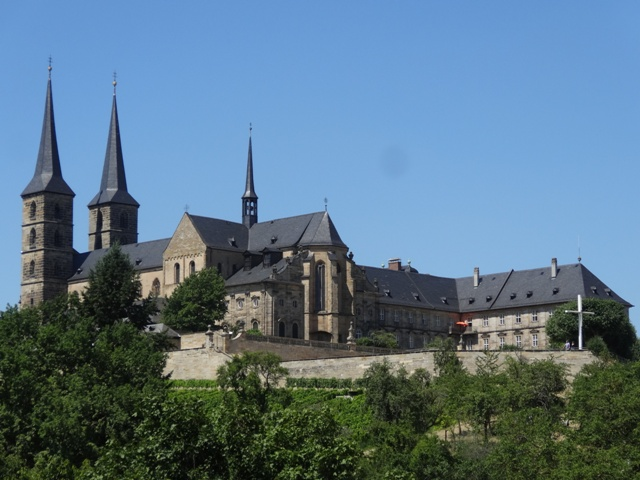 Bamberg - Michaelsberg Abbey