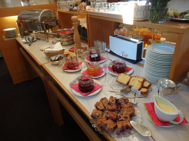 Nuremberg - Hotel Victoria - Cafe da manha