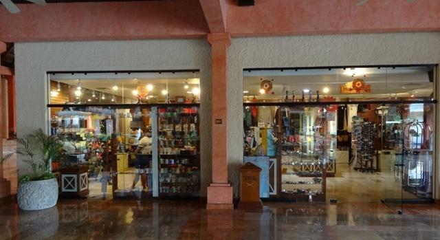 Playa del Carmen Iberostar - Lojas