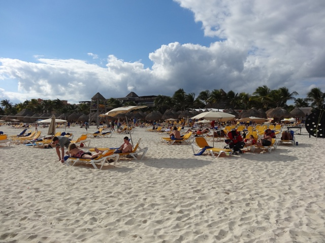 Playa del Carmen Iberostar - Praia 4