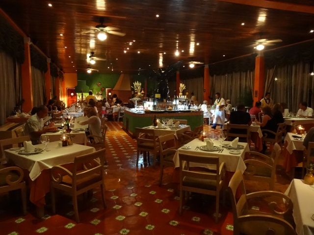 Playa del Carmen Iberostar - Restaurante La Gondola 1