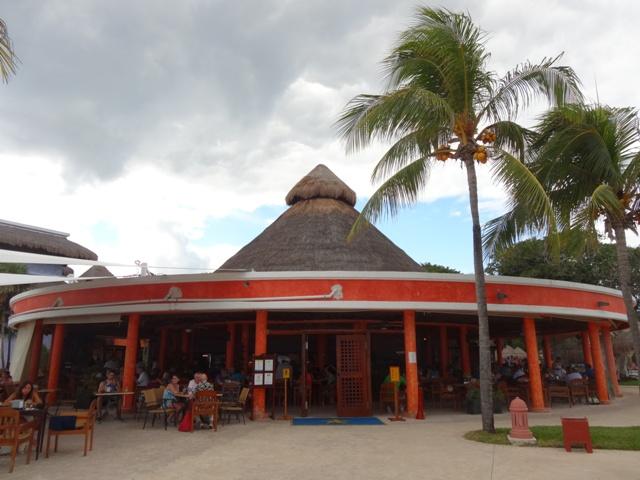 Playa del Carmen Iberostar - Restaurante Piscina 1