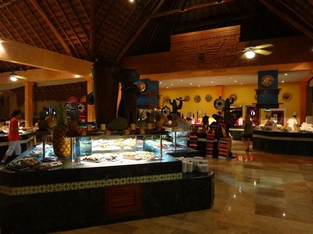 Playa del Carmen Iberostar - Restaurante Tulum 1