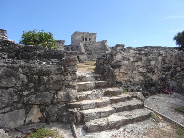 Tulum - ruínas
