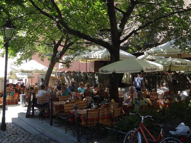 Nuremberg - Bratwursthausle
