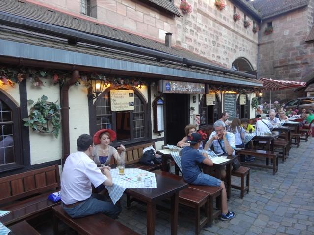 Nuremberg - Frankische Weinstube