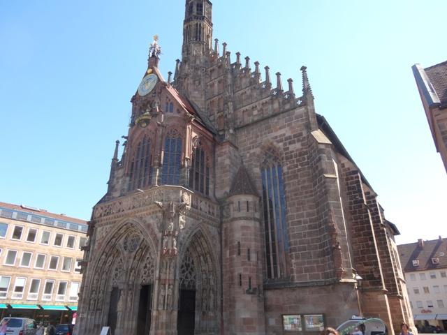 Nuremberg Fraukerkirche