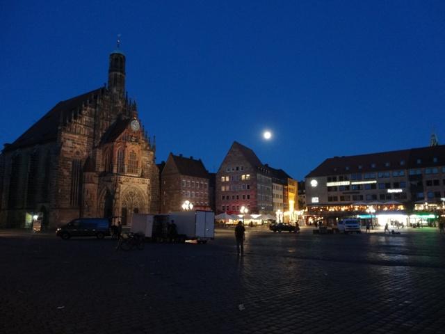Nuremberg Hauptmarkt