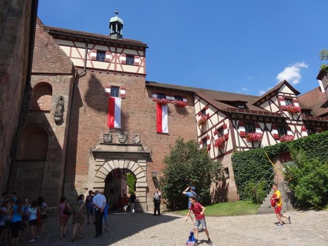 Nuremberg Kaiserburg