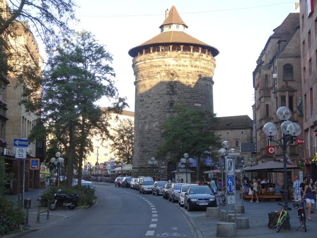 Nuremberg Konigstor
