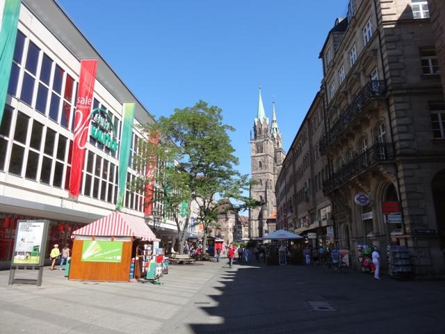 Nuremberg Konigstrasse