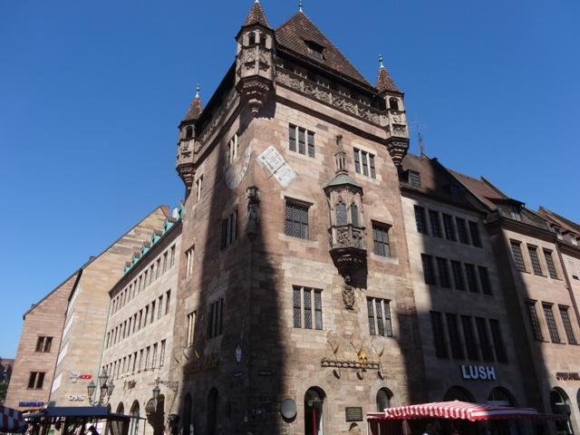 Nuremberg Nassauer Haus