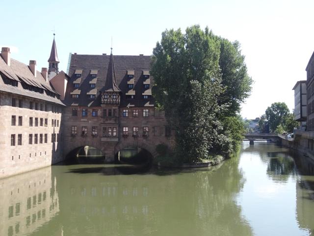 Nuremberg Rio Pegnitz