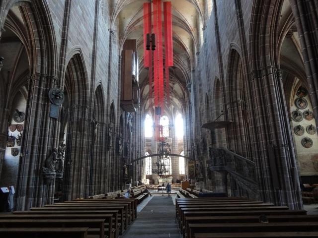 Nuremberg Saint Lorenz Kirche