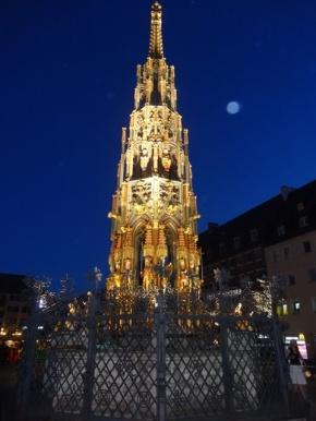 Nuremberg Schonner Brunnen
