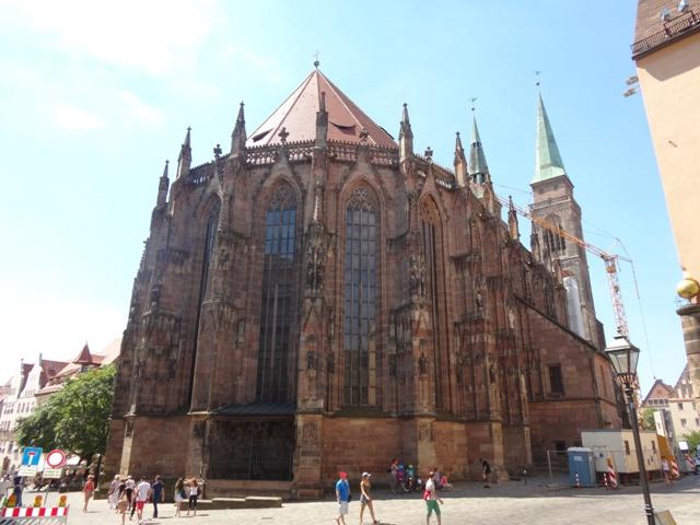 Nuremberg St Sebald Kirsche
