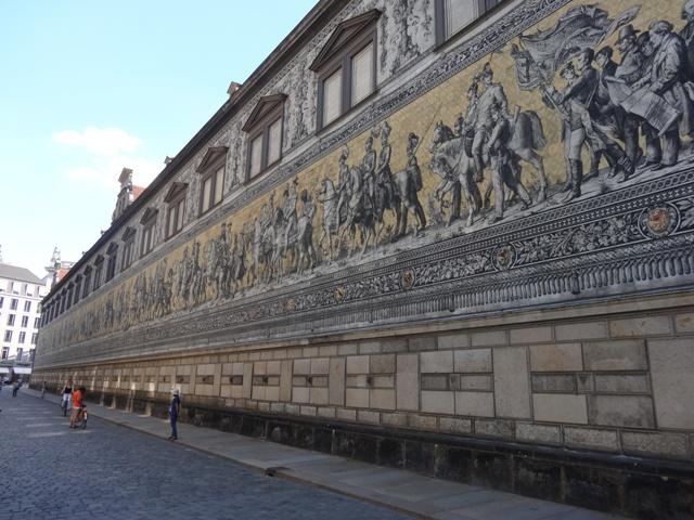 Dresden Furstenzug