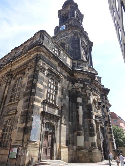 Dresden  Kreuzkirche