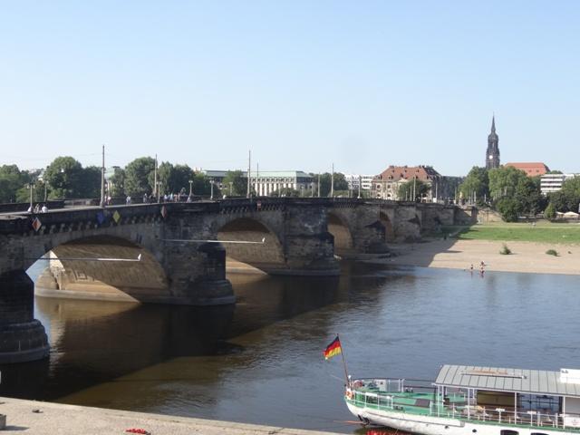 Dresden Ponte Augustus