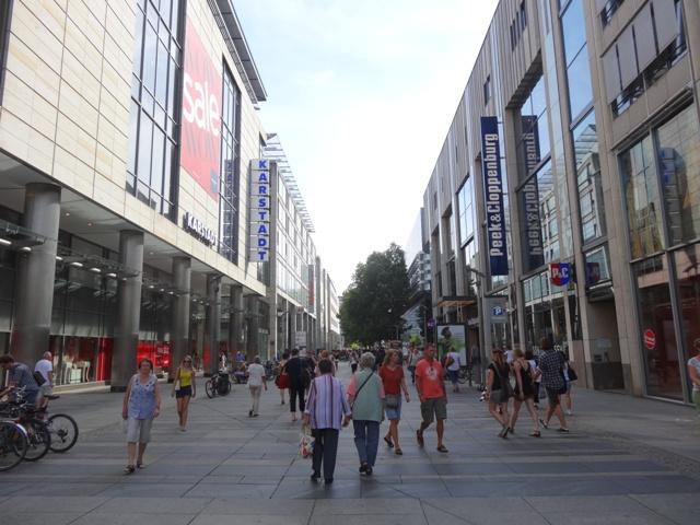 Dresden Prager Strasse