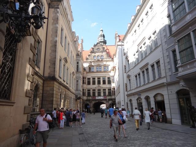 Dresden Schloßstraße